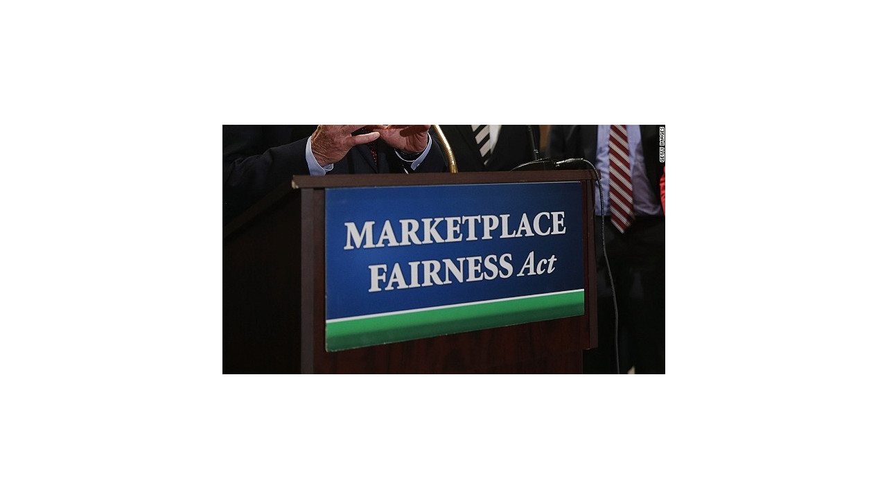 Marketplace Fairness Act & The Remote Transactions Parity Act Resource Center