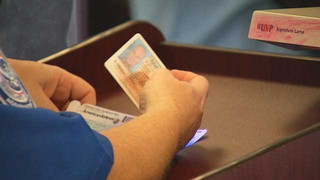 Some State Drivers Licenses Ruled Not Secure - Ineligble for Air Travel or Entry to Federal Buildings