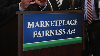 70% of Americans Support Marketplace Fairness, Online Sales Tax