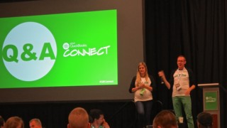 Intuit Connects with Conference Attendees at 2014 QuickBooks Connect