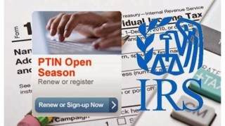 Hey Tax Pros, Don't Forget to Renew Your PTIN
