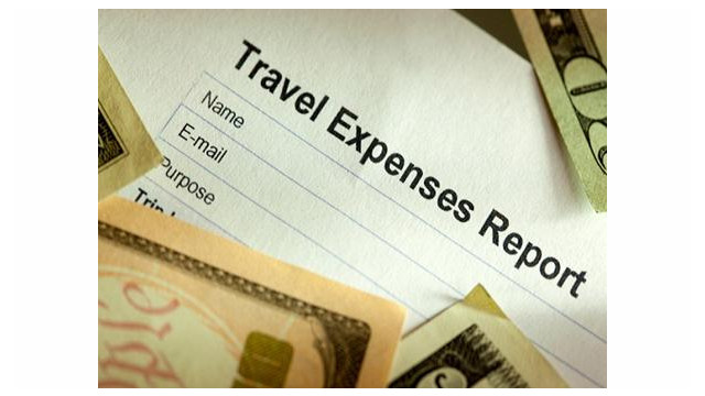 periodicals account able travelling expenses