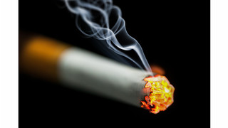 U.S. Cigarette Maker Goes Smoke-Free in the Workplace