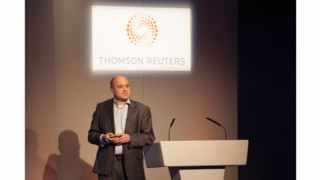 Thomson Reuters Presents Customer Superstar Awards