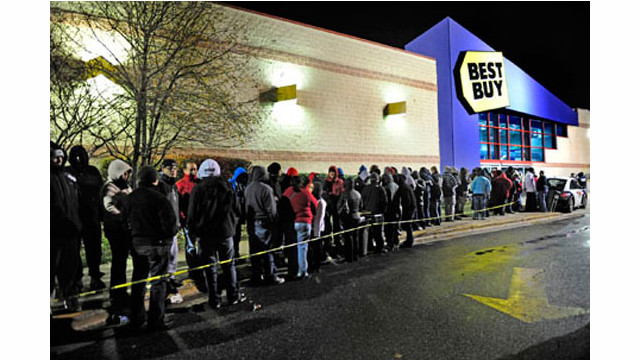 Money Saving Tips for Black Friday Shopping