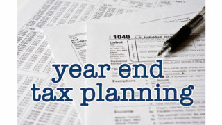 This Holiday Season, Make Time for Taxes