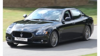 Revving Up the Economy: Maserati, Mercedes, BMW See Record Sales