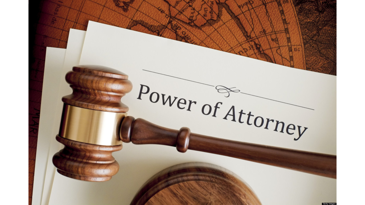 Printable IRS Form 2848 - Power of Attorney and Declaration of ...