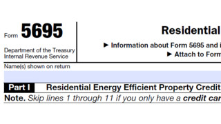 There's Still Some Juice Left in the Residential Energy Tax Credit for 2014 Returns