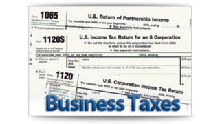 AICPA Recommends Reforms to Business Income Taxes