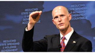 Florida Governor Visits Pennsylvania to Lure Businesses to the Sunshine State