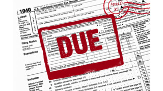 For Taxpayers Who Missed the April 15 Deadline,  Here's What To Do