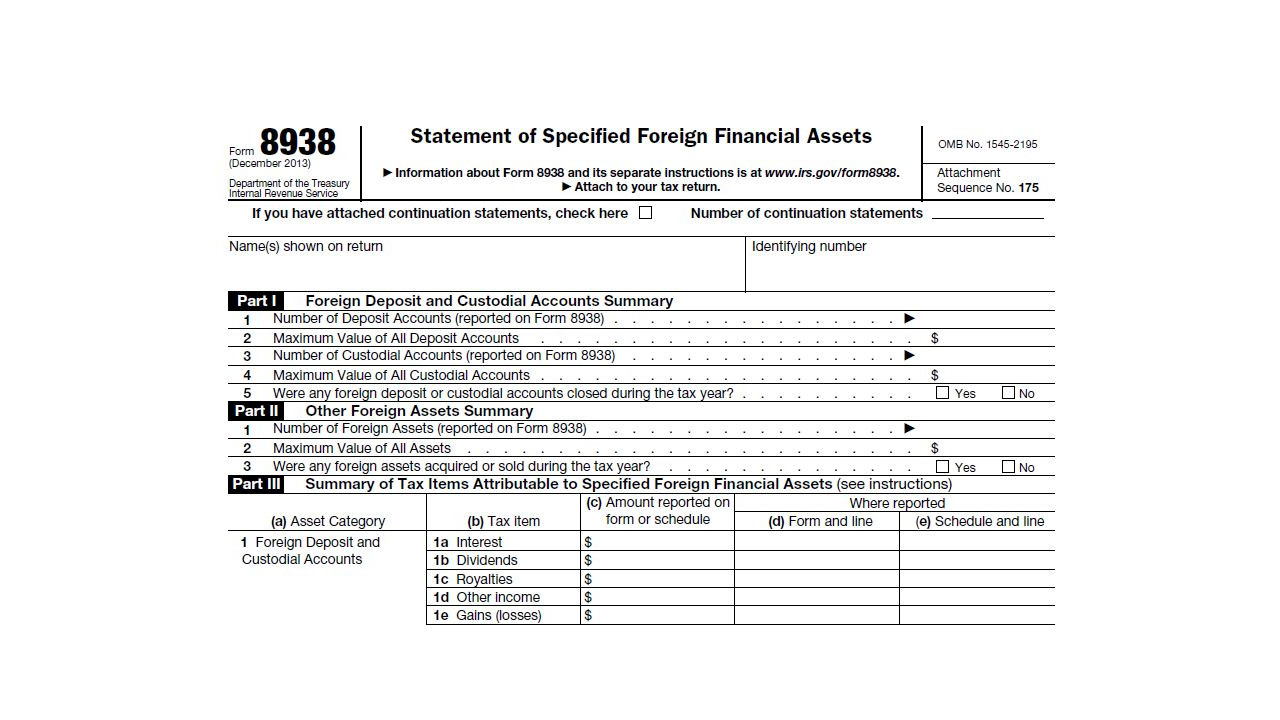 Fbar and fatca filings due june 30 for taxpayers with overseas assets falaconquin