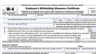 How to Help Employees Understand and Fill Out Form W-4