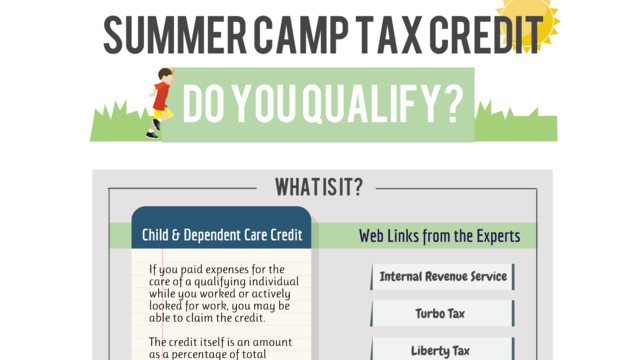 When booking camps for this summer, consider whether the camps will be tax deductible next year. The tax deduction can cut the price of camp by up to 35%. Shop for kids' summer camps and after-school classes >>.