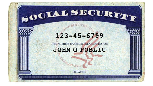 irs over exposing social security numbers on documents, says report