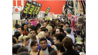 Mobile Shopping: Thanksgiving Sales Up 15%