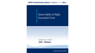 7 Habits of Highly Successful Accounting Firms