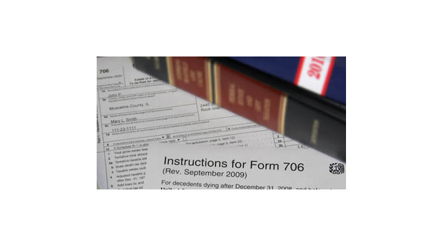 Aicpa Says New Irs Policy On Estate Closing Letters Is Innefective