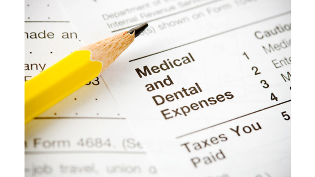 Medical Tax Deduction for Seniors Rising to 10% Threshold