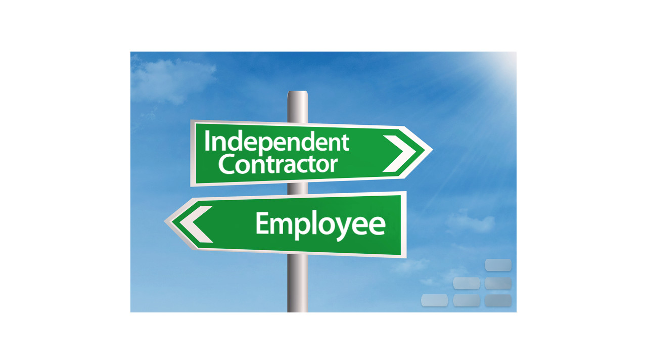 irac employee v independent contractor Employees v independent contractors v it will help guide you in the decision to classify a worker as an employee or independent contractor.