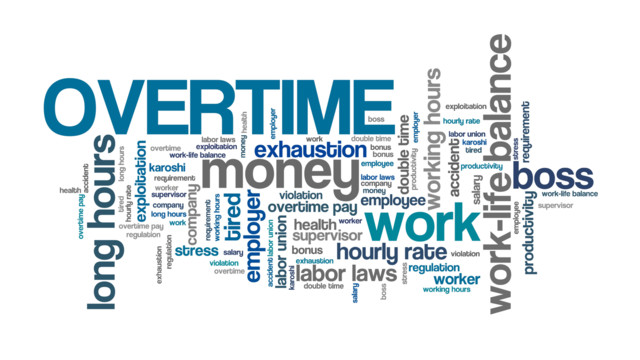 How will passage of the overtime pay bill affect retailers and workers?