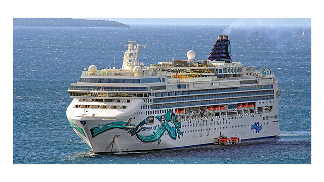 Cruise Ship Wifi Gets A Boost On Norwegian Regent And Oceania - Cruise ships with wifi