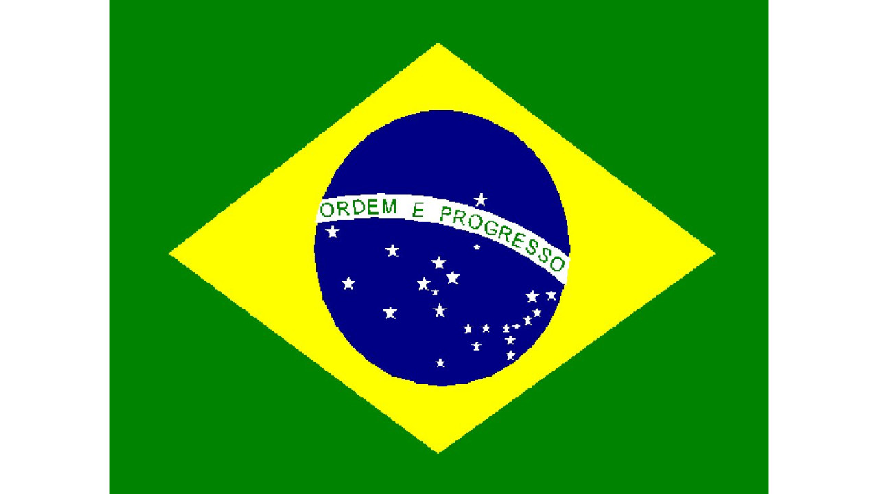 Brazil Flag Cover Photo