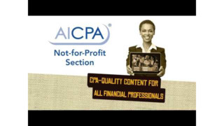 Join AICPA's Not for Profit Section: Where Expanded Resources Help NFPs Grow Stronger