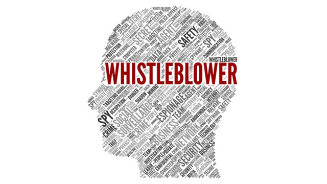 research paper on whistleblowing