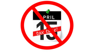 You Don't Have to File Income Taxes by April 15 this Year