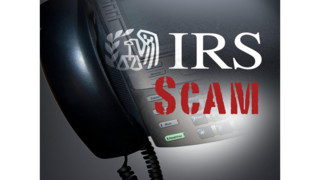Beware Phone Scammers Posing as IRS Agents