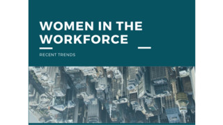How To Forge A Better Working World For Women
