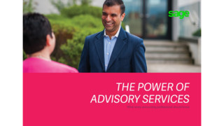 Free eBook: The Power of Advisory Services: What Every Accounting Professional Should Know