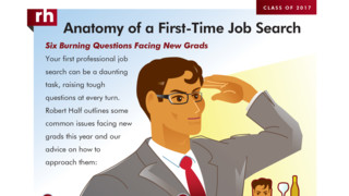 Job Search Tips for the Class of 2017