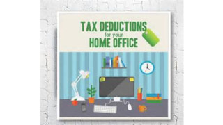 Self-Employed Workers Have Two Options for Home Office Tax Deduction