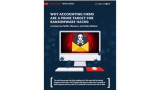 Why Accounting Firms Are a Prime Target for Ransomware Hacks