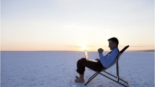 Do You Check Work Email During Vacation? Survey Says ... #&*!@