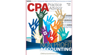 CPA Practice Advisor July 2017: The Nonprofit Accounting Issue