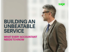 Building an Unbeatable Service: What Every Accountant Needs to Know