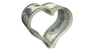 Is True Love Harder to Find than Financial Security?