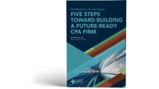New E-Books Offer Steps Toward Future-Readiness for CPAs and Finance Pros