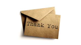 The Thank-You Note: A Valuable Tool When Interviewing