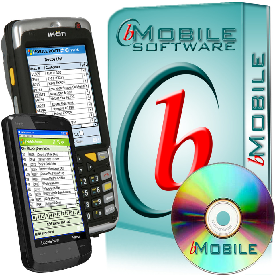 bMobile Route Software