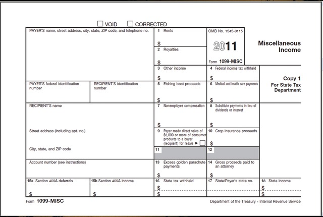 W-2 and 1099 Programs Make Year-End Reporting Easier