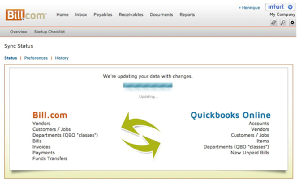 Bill com Now Offers Integration for QuickBooks Users