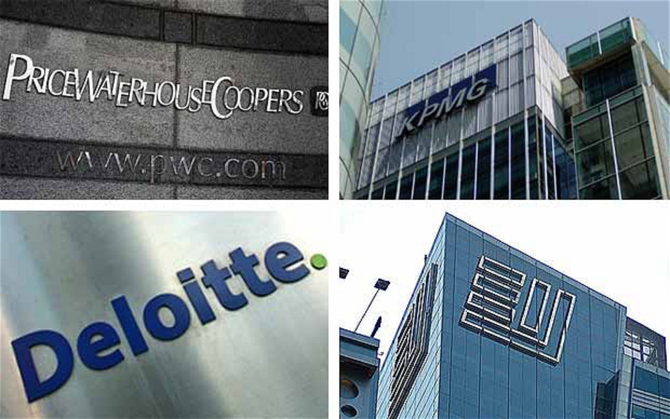Which Big 4 Firm was named the best overall public