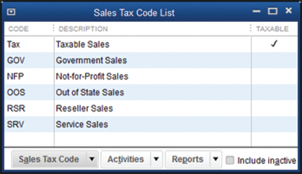 How To Figure Out Sales Tax >> How To Manage Sales Tax In Quickbooks 2013
