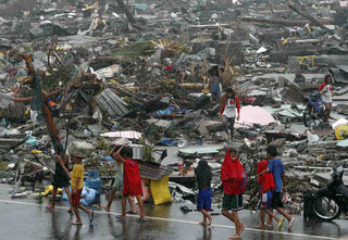 Want to Help Typhoon Haiyan Victims? IRS Warns of Potential Scams