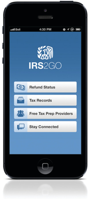 New Features Added to IRS2Go Income Tax App